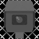 Monitoring Camera Cctv Icon