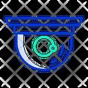 Dome Camera Cctv Camera Cctv Icon