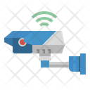 Cctv Security System Icon