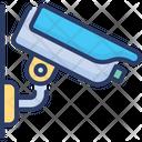 Cctv Camera Technology Security Icon