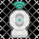 Cctv Camera Security Icon