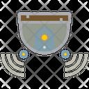 Cctv Law Justice Icon