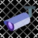 Bullet Camera Cctv Icon
