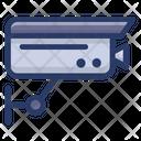 Cctv Security Camera Cctv Monitoring Security Camera Icon