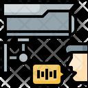 Cctv Voice Note Icon