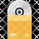 Cd Compact Digital Icon