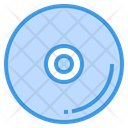 Cd Disc Copact Disc Icon