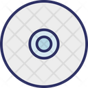 Cd Compact Disc Disc Icon
