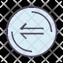 Cd Previous Arrow Icon