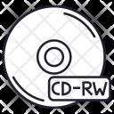 Cd Rw Cd Rw Icon