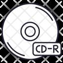 Cd R Cd R Icon