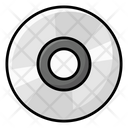 Cd Compact Disc Data Storage Icon