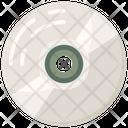 Disc Electronic Hardware Disc Storage Icon