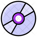 Compact Disk Cd Dvd Icon