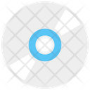 Cd Dvd Compact Disk Icon