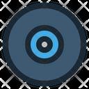 Disc Burn Audio Icon
