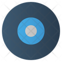 Disc Burn Audio Icon