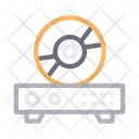 Cd Storage Database Icon