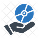 Cd Dvd Disc Icon