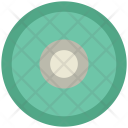 Cd Compact Dvd Icon