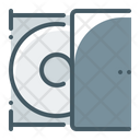 Cd Disc Drive Icon