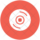 Cd Disk Dvd Icon