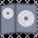 Cd Dvd Bluray Icon