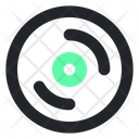 Disk Record Music Icon
