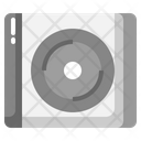 Cd Bluray Dvd Icon