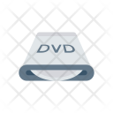 Cd Room Dvd Icon