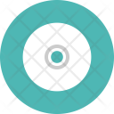 Cd Disk Movie Icon