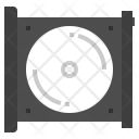 Cd Disk Drive Icon