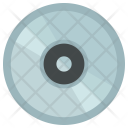 Cd Dvd Music Icon