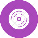Music Cd Disc Icon