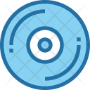 Dj Player Cd Icon