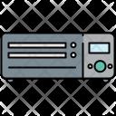 Cd Dvd Player Icon