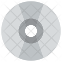 Compact Disk Cd Icon
