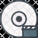 Cd Storage Video Icon