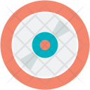 Cd Compact Disk Icon