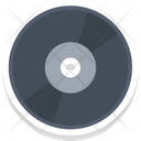 Player Vinyl Gramophone Icon