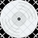 Cd Disc Storage Icon