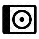 Cd Album Cover Icon