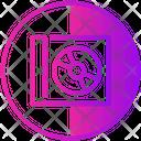 Cd Box Icon