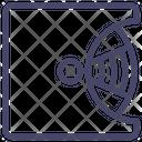 Audio Box Cd Icon