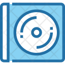 Music Cd Case Icon