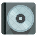 Cd Dvd Case Icon