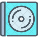 Music Cd Cover Icon