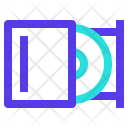 Cd Dvd Multimedia Icon