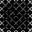 Cd file Icon