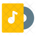 Cd Music With Box Cd Box Dvd Box Icon